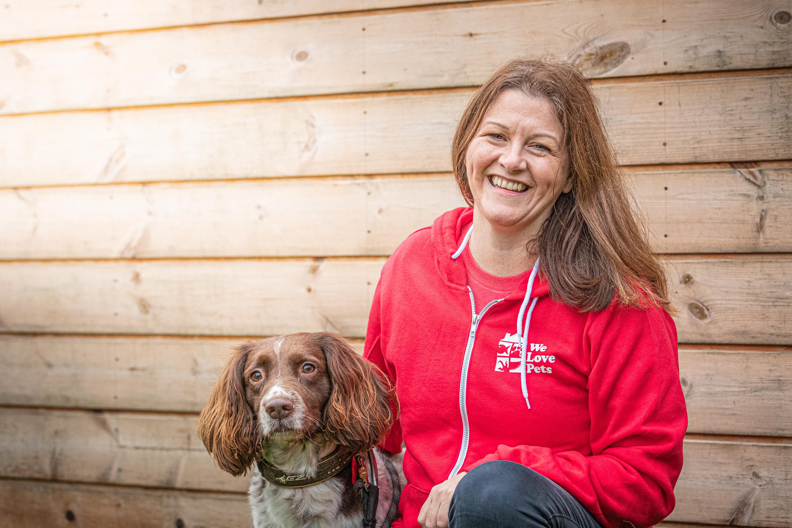 Julie Marshall - We Love Pets Bolton