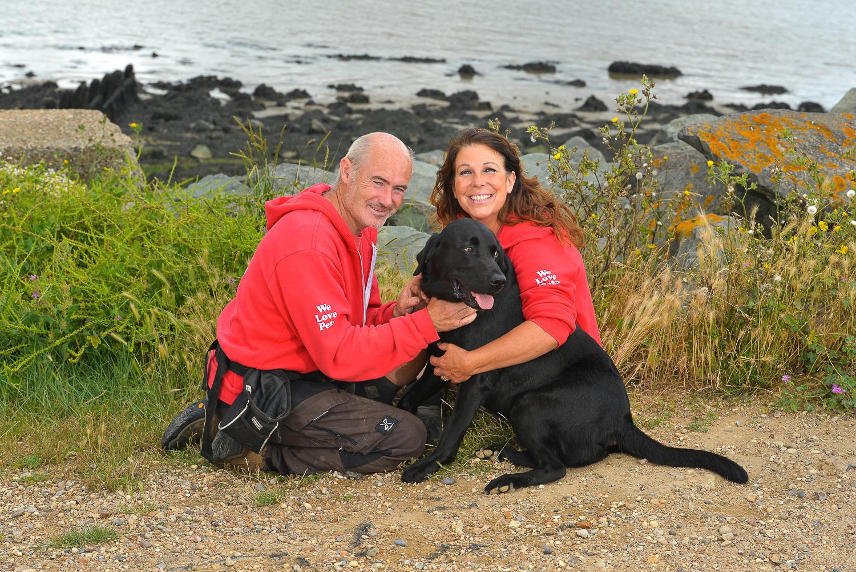 Leah and Simon - We Love Pets Brightlingsea