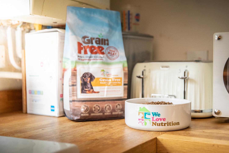 high quality pet food