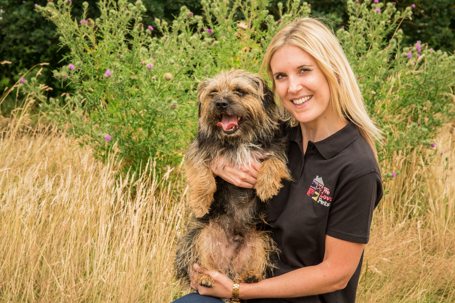 Professional and reliable dog walking and pet sitting services for Esher