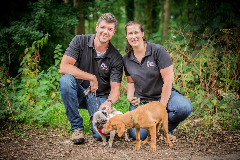 Dog walking and pet sitting in Malmesbury. Multi award winning We Love Pets can help you.
