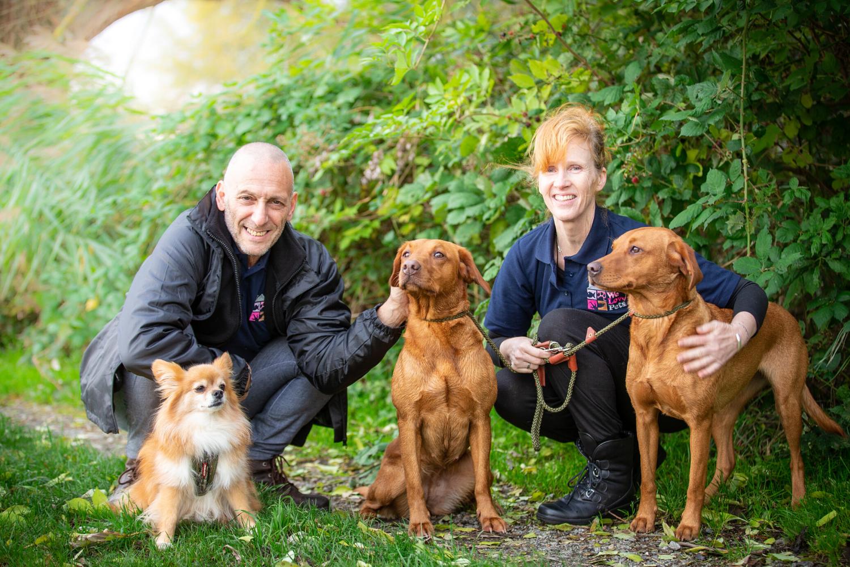 Dog walker and pet sitter for Norwich. Multi award winning We Love Pets.