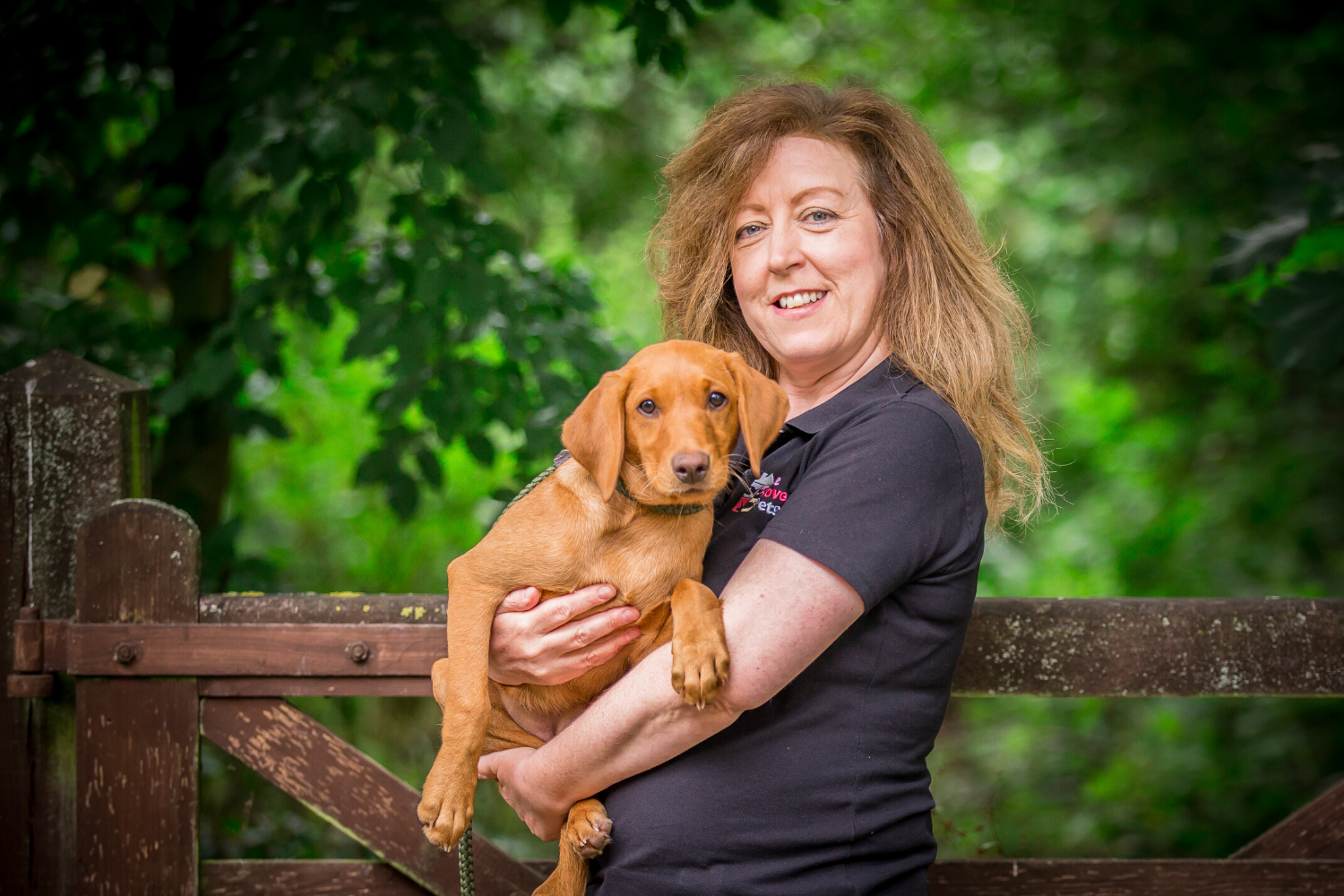 Dog walker and pet sitter in Winnersh. Multi award winning We Love Pets.