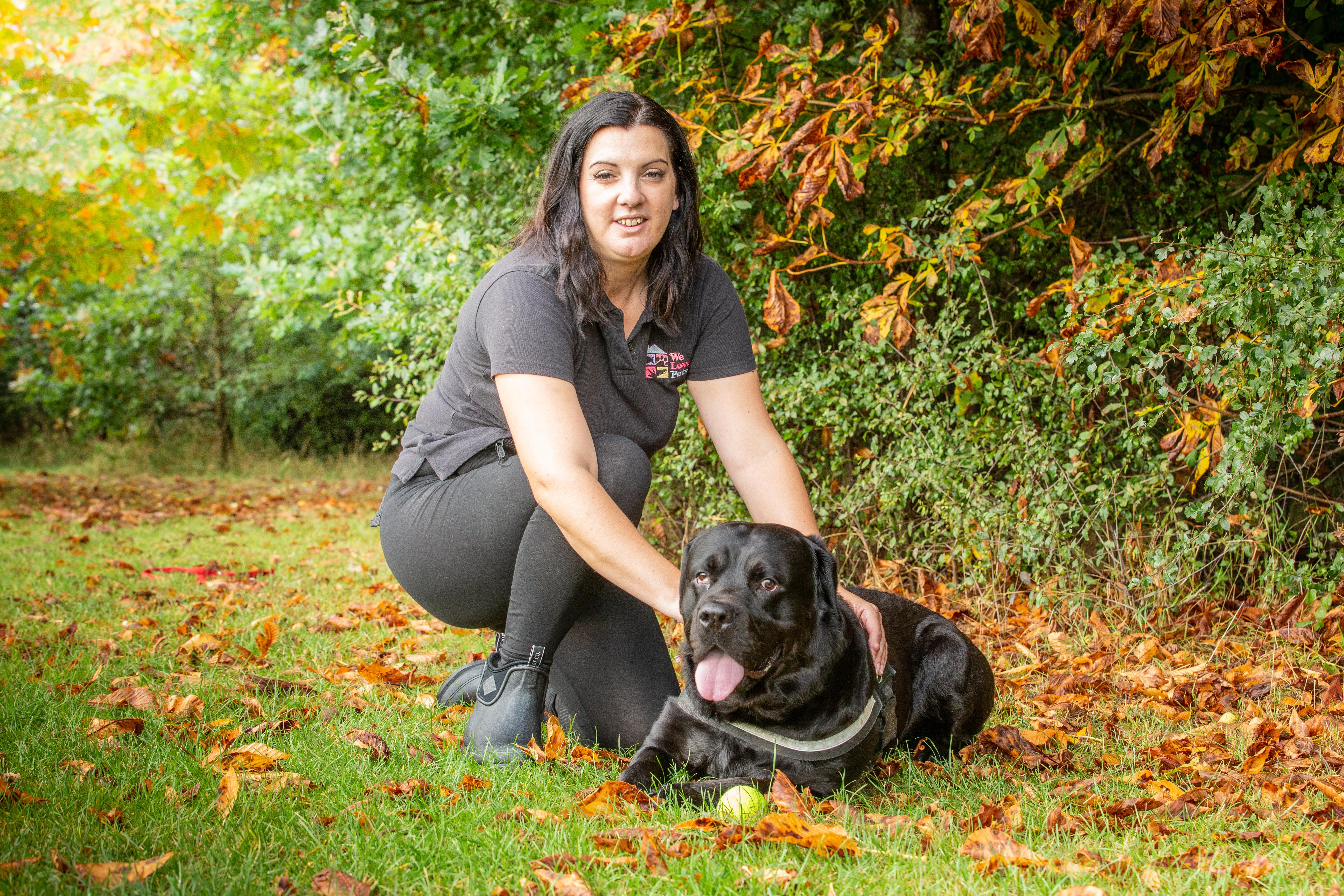 Jo Mumford  We Love Pets Calne